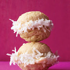 Coconut Sandwich Cookies