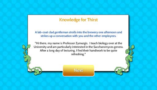 Fiz: Brewery Management Game - screenshot