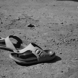 sandal by Muhammad Fahmi Faza - Artistic Objects Other Objects ( sandals )