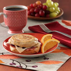 Protein Press English Muffin