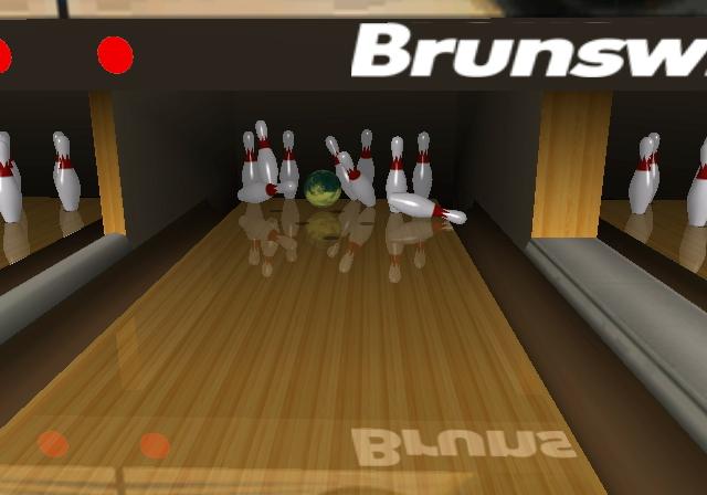 Brunswick Pro Bowling