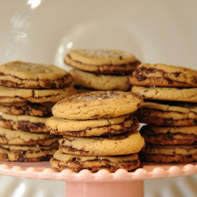 Thousand-Layer Chocolate Chip Cookies