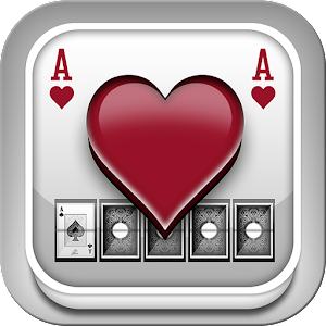 Ace Of Hearts - Video Poker