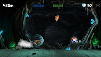Screenshot of Ug, The Running Caveman