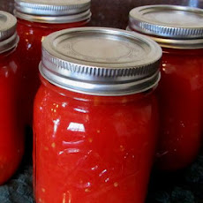 Crushed Tomatoes Canned
