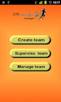 Screenshot of Sport Team Manager