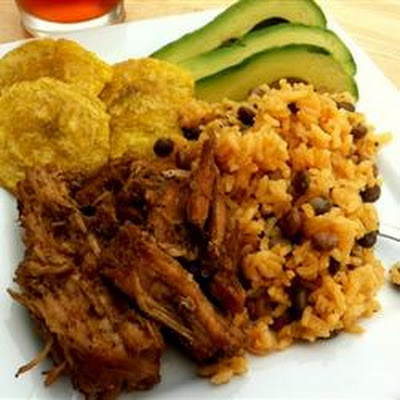 Slow Cooker Pernil Pork