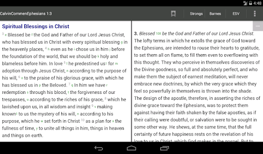bible application for android phone