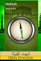 Screenshot of Prayer Times & Qibla