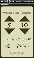 Screenshot of Munchkin Counter