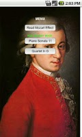 Screenshot of Mozart Effect - Become Smarter