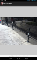 Screenshot of Bicycle Parking