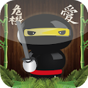 Slingshot Ninja Attack Game icon