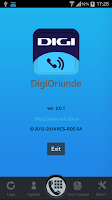 Screenshot of Digi.Oriunde