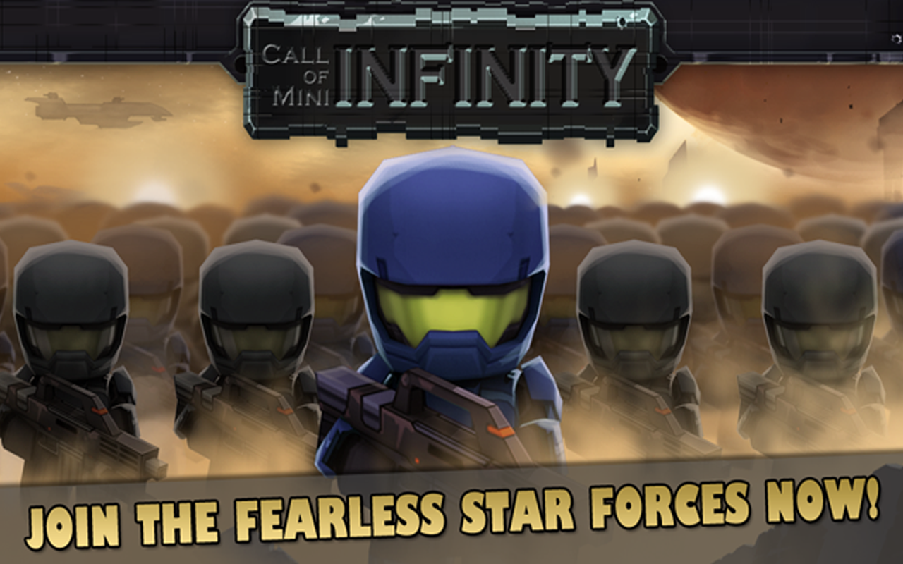 Call of Mini™ Infinity – Screenshot