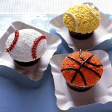 Match Point Cupcakes