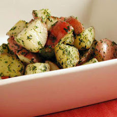 Parsley Red Potatoes