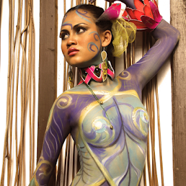 Body Art by Tristan Yap - People Body Art/Tattoos ( person, people, tattoo )