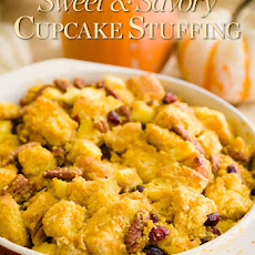 Sweet and Savory Cupcake Stuffing Recipe