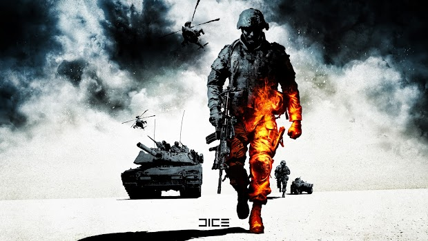 DICE: Bad Company's humour is too niche to be mass market