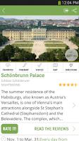 Screenshot of Vienna Travel Guide – mTrip