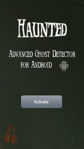 Haunted Ghost Detector Trial
