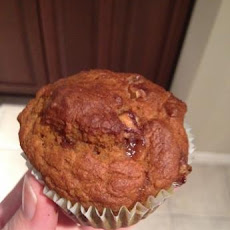 Light Pumpkin Chip Muffins