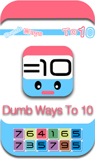 Dumb Ways To 10 - screenshot