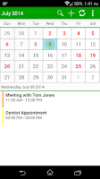 Screenshot of Chaos Calendar