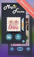 Screenshot of Valentine Theme MagicFrame