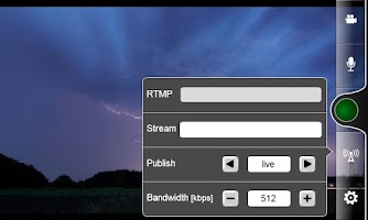 Screenshot of OS Broadcaster