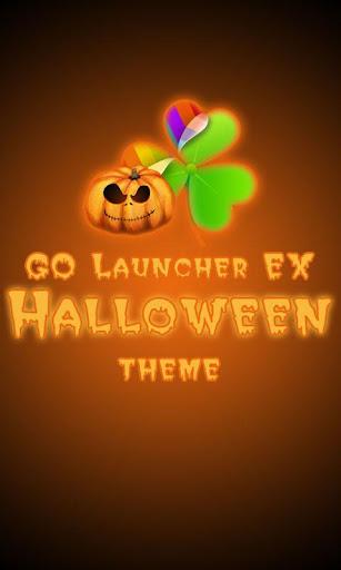 GO Launcher EX Halloween theme