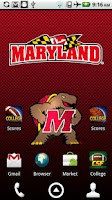 Screenshot of Maryland Terps Live Wallpaper