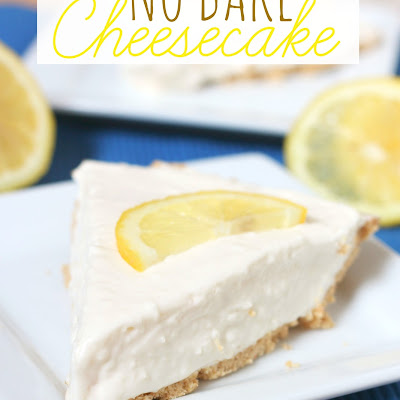 Delicious No Bake Cheese Cake