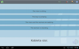 Screenshot of Z_L-Lingo Learn Polish HD Free