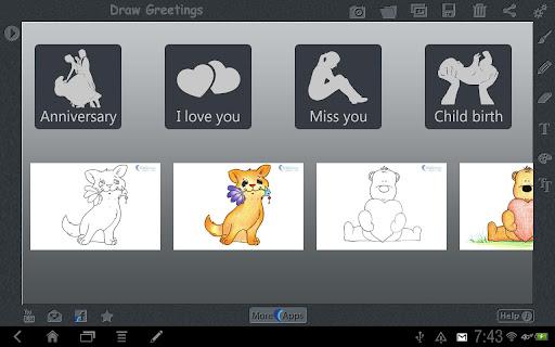 Draw Greetings