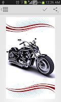 Screenshot of Motorcycle Harley HD Wallpaper