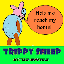 Trippy Sheep