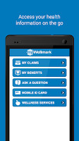 Screenshot of Wellmark®