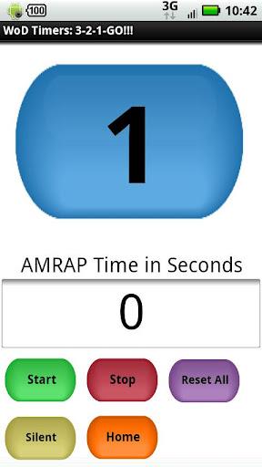 【免費健康App】WoD Timers Trial-APP點子