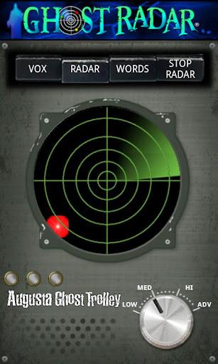 Ghost Radar: TOUR - screenshot