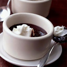 Outrageous Warm Double-Chocolate Pudding