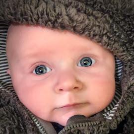 Hi Daddy! by Shawn Klawitter - Babies & Children Babies ( love, babies, children, kids, smile )