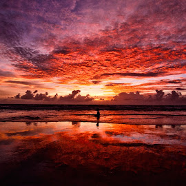 MERENUNG by Nolandia Wijaya - Landscapes Beaches