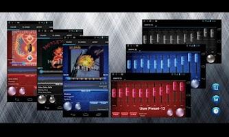 Screenshot of SuperLoud Trial2, Audio Player
