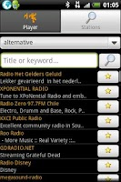 Screenshot of Yourmuze.FM