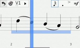 Screenshot of Ensemble Composer Pro