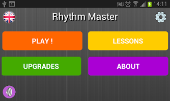 Screenshot of Music Rhythm Master