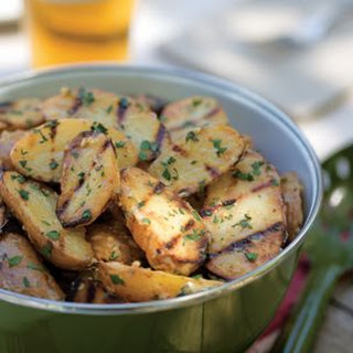 Grilled Fingerling Potatoes