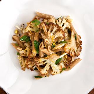 Cauliflower Pasta Pine Nuts Recipes